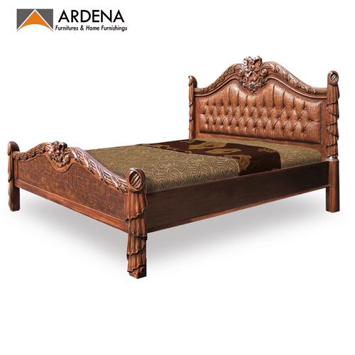 ARRDENA.COM RUSTIC FURNITURE AR 09 Queen Size Bed